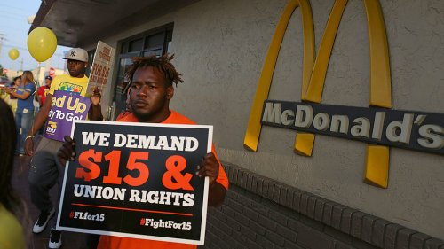 What McDonald's Shows About The Minimum Wage