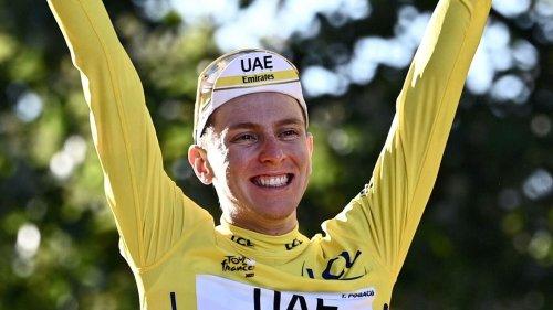 Tadej Pogačar Has Won His 2nd Tour De France In A Row