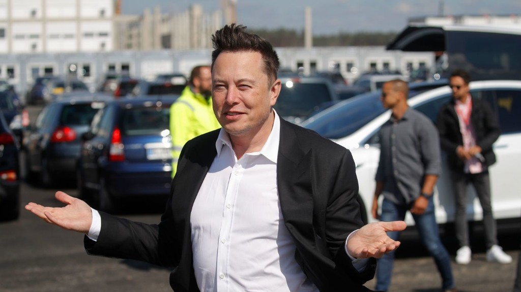Elon Musk Passes Bill Gates To Become World's 2nd-Richest Person