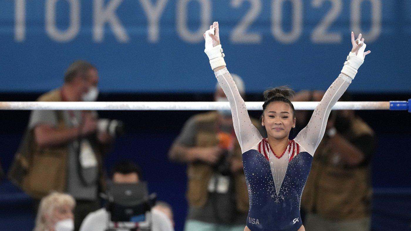Sunisa Lee Shows U.S. Gymnastics Has More Than 1 Superstar