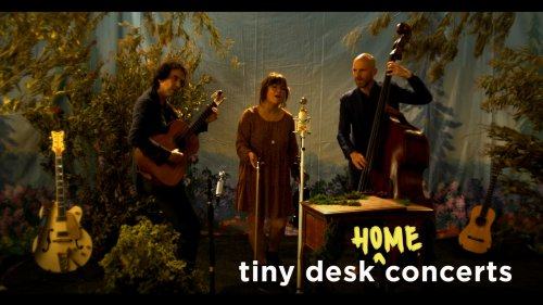 Sara Watkins: Tiny Desk (Home) Concert
