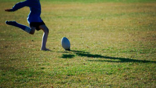 A rugby player survived a mid-game heart attack with quick thinking from bystanders