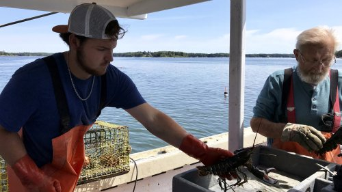 Maine's Next Generation Of Lobstermen Brace For Unprecedented Change