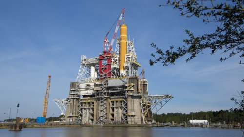 NASA To Test Rocket In The Next Step Toward Returning To The Moon