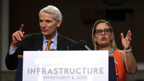 Here's What's Included In The Bipartisan Infrastructure Bill