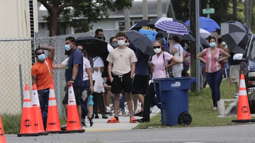 Pandemic Is Overwhelming U.S. Public Health Capacity In Many States. What Now?