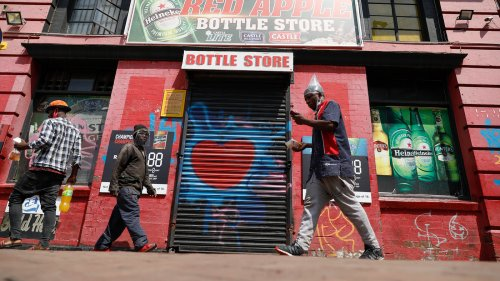 South Africa Banned Booze To Stop COVID. A Harsh Truth Was Revealed