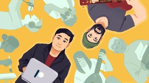 Patreon: Jack Conte and Sam Yam