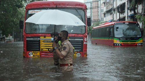 Cyclone Hits India On Deadliest Day Of Pandemic