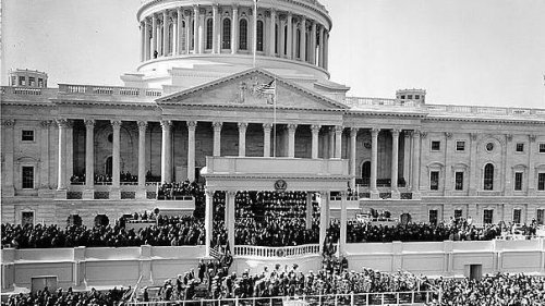 Photos: Historic Inauguration Will Not Look Like The Past
