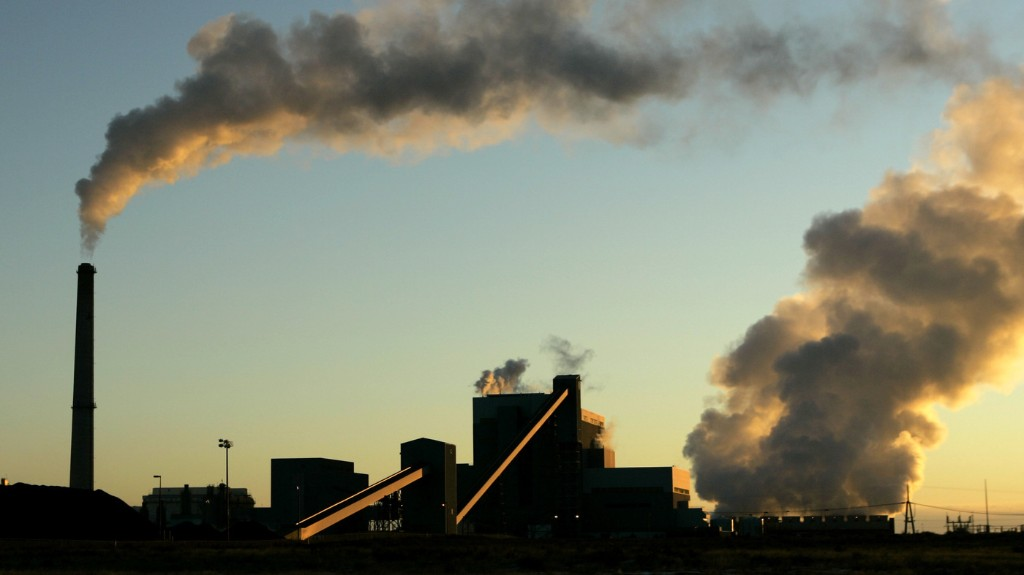 Supreme Court Puts White House's Carbon Pollution Limits On Hold