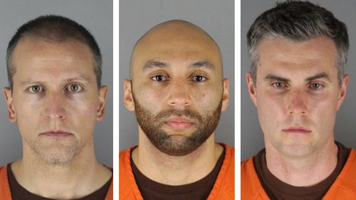 Former Minneapolis Cops Plead Not Guilty To Violating George Floyd's Rights