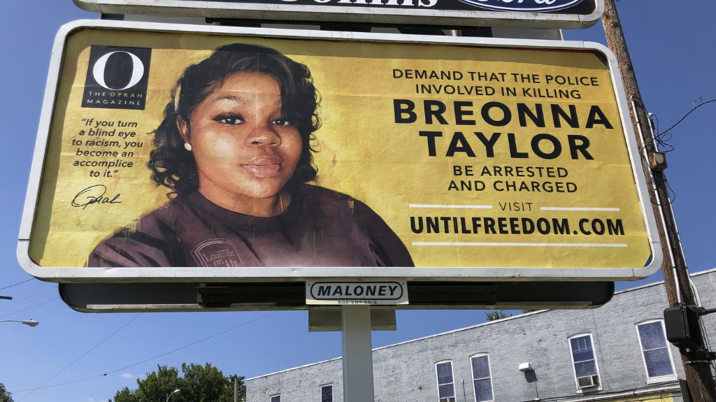 Oprah Winfrey Commissions 26 Billboards Demanding Arrests In Breonna Taylor's Killing