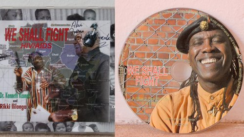 They Found It! The Long-Lost Album By Zambia's President: 'We Shall Fight HIV/AIDS'