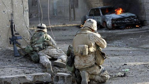 Is It OK To Commemorate One Of Iraq's Bloodiest Battles In A Videogame?