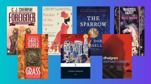 We Picked Our Favorite Sci-Fi And Fantasy Books 10 Years Ago. Here Are Some We Missed