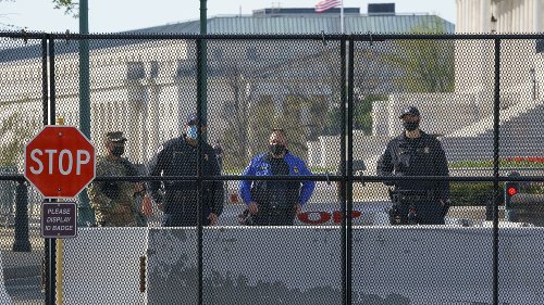 Recent Attacks On The Capitol Have Reignited Debate Over Security And Fencing