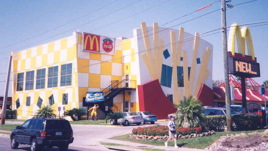 One Man's Journey To Document The Strangest McDonald's In The World