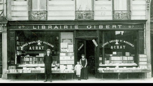 Paris Bookstores Are Designated Essential — But These Landmarks Struggle To Survive