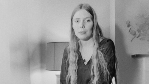 Her Kind Of Blue: Joni Mitchell's Masterpiece At 50
