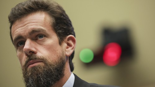 Jack Dorsey Says Trump's Twitter Ban Was 'Right Decision' But Worries About Precedent