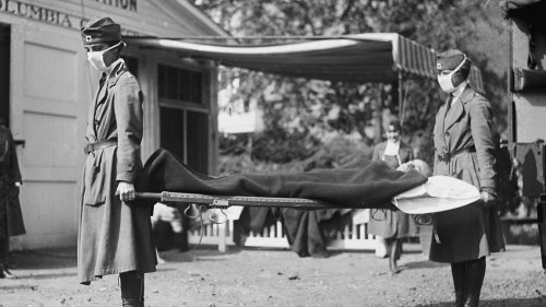 COVID-19 Has Now Killed About As Many Americans As The 1918-19 Flu