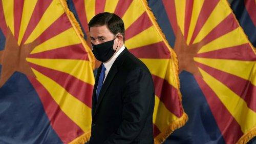 Just Before Taking Effect, Arizona's School Mask Mandate Ban Ruled Unconstitutional