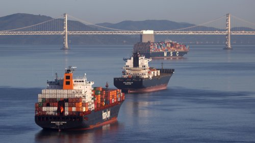 How 'Chaos' In The Shipping Industry Is Choking The Economy