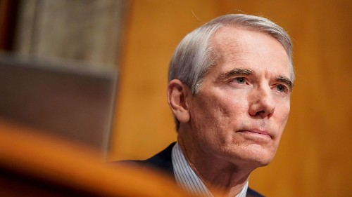 Sen. Rob Portman Won't Seek Reelection