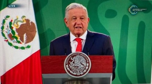 Mexico Falls Further Behind on Climate at Leaders Summit