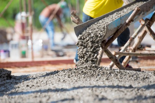 With Carbon Capture, Concrete Could One Day Be A Carbon Sink