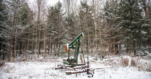 Millions of Leaky and Abandoned Oil and Gas Wells Are Threatening Lives and the Climate