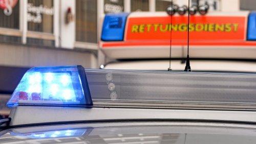 Weeze: Mit Auto überschlagen – junge Frau leicht verletzt