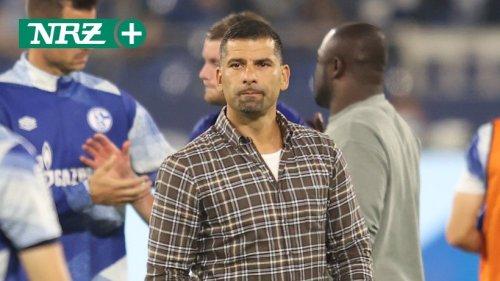 Schalke: Drexler und Zalazar enttäuschen gegen den KSC - das sagt Grammozis