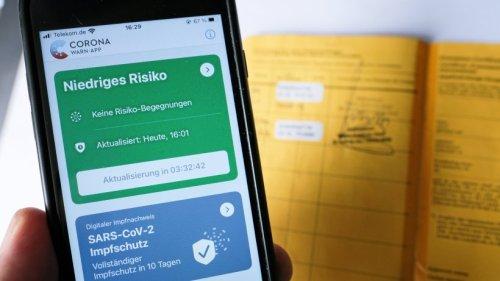 Borken: Kreis versendet QR-Codes für Genesenen-Zertifikate