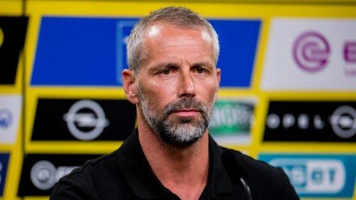 BVB-Trainer Marco Rose möchte Fan-Ärger in Gladbach ausblenden