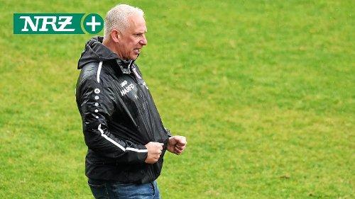 Rot-Weiss-Trainer Neidhart will die Spannung hoch halten