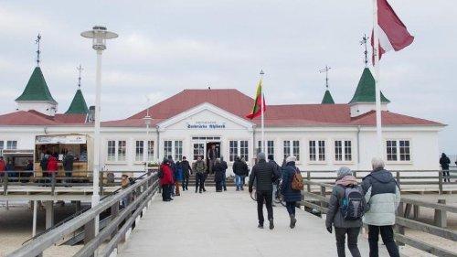 So setzt Mecklenburg-Vorpommern seine Seebrücken instand