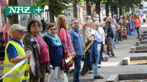 Oberhausener setzen sich für Rettung von Flüchtlingen ein