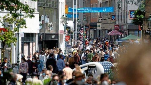Corona in Düsseldorf: Inzidenz sinkt - acht Neuinfektionen