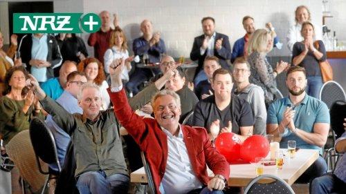 Wahlparty: Die SPD Oberhausen hat ihren Stolz zurückgewonnen