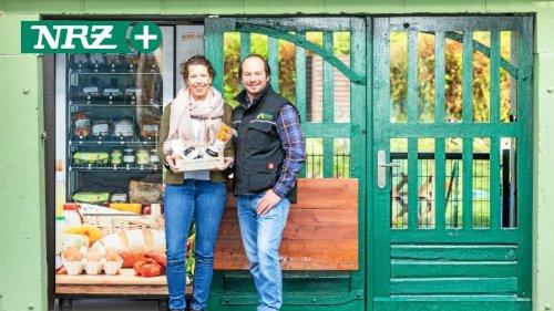 Bauer Meiwes eröffnet Verkaufsautomaten in Moers-Kapellen