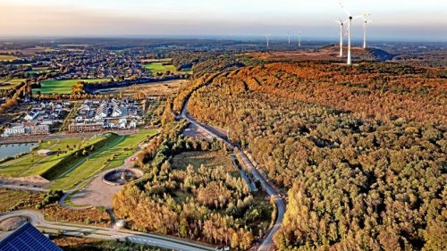Weniger Lkw-Verkehr: Haldenzufahrt in Lohberg wird geöffnet
