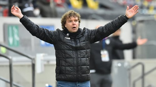 KFC Uerdingen trennt sich von Trainer Stefan Krämer