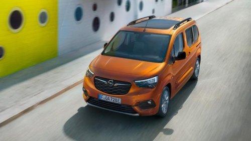 Elektrische Raum-Fahrt: Opel bringt den Combo als E-Modell