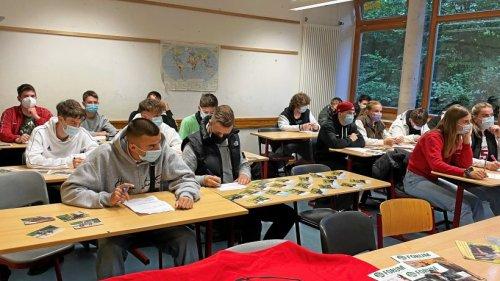 Gesamtschüler aus Hünxe erkunden Berufs- und Studienwelt