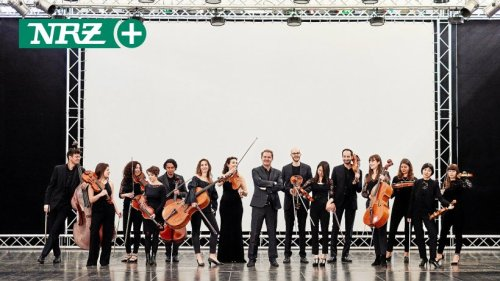 Essener Orchester: Konzert mit Gegensätzen, die sich küssen