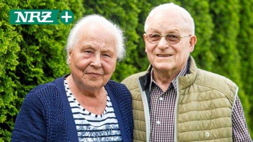 Eheleute Wilsing aus Schermbeck feiern Diamanthochzeit