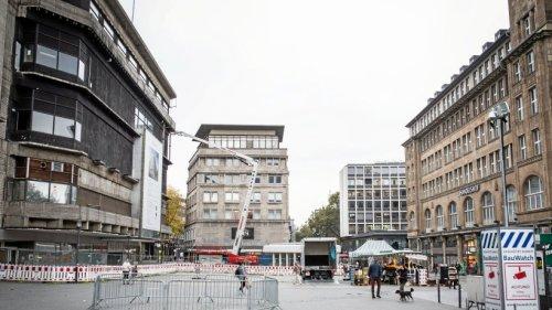 Eingang zur Essener Innenstadt wird bald zur Dauerbaustelle