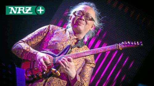 Jazz in Essen: Star-Gitarrist macht Theater zur Klangmanege